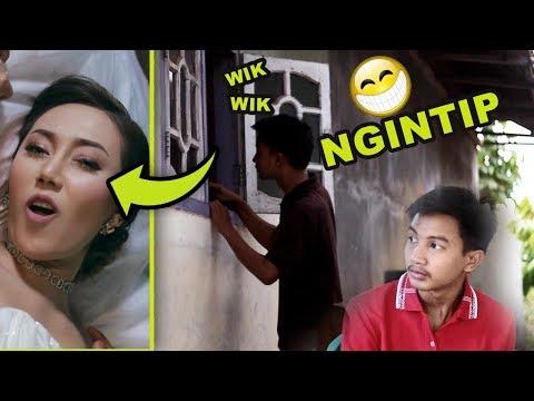 Parody Lagu viral wik wik wik ngakak !! Kompilasi vidgram kang nanda