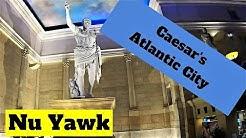 Atlantic City video tour Caesar's
