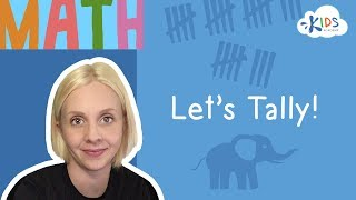 Counting with Tally Marks and Tally Charts   Kids Academy