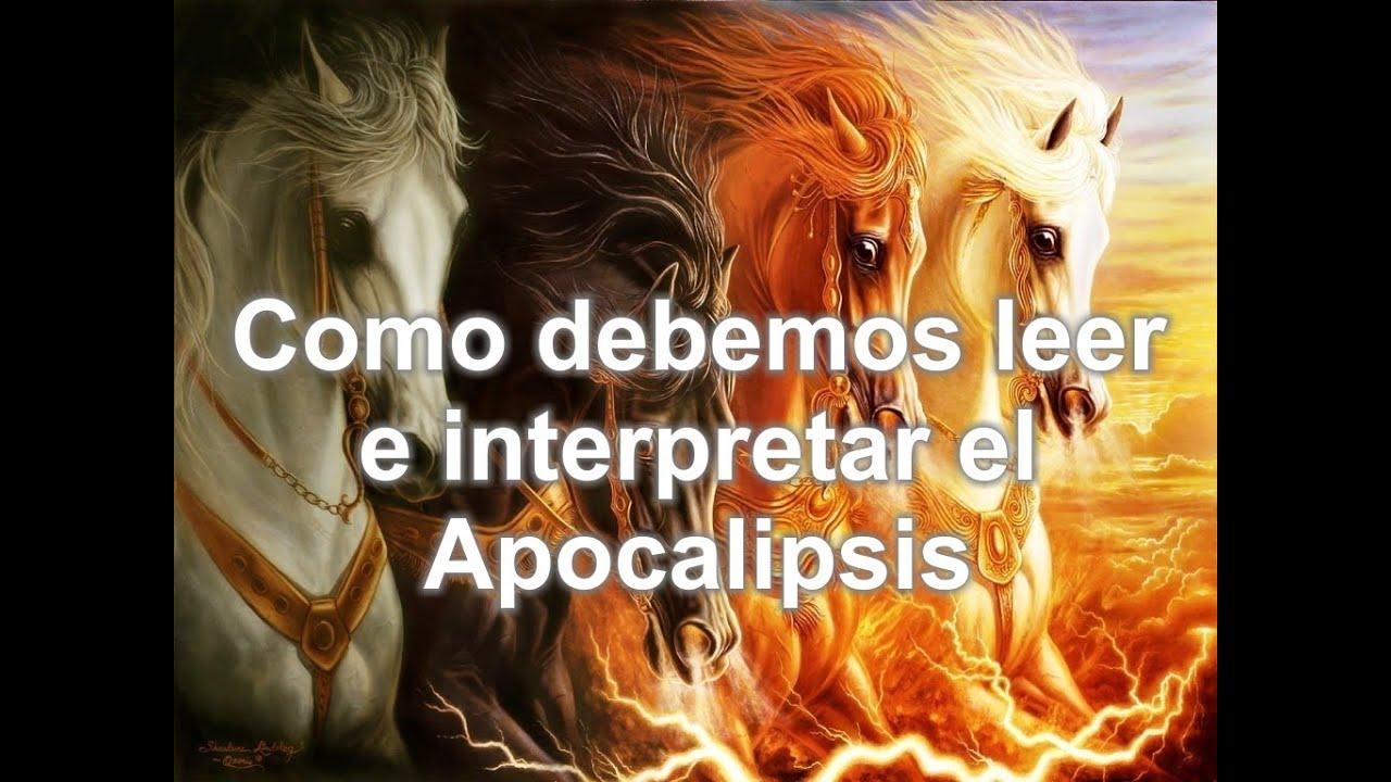 Como debemos interpretar el Apocalipsis los Católicos