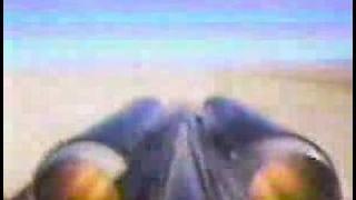 RECORD de vitesse sur Terre SSC trust 1227,985 km/h !
