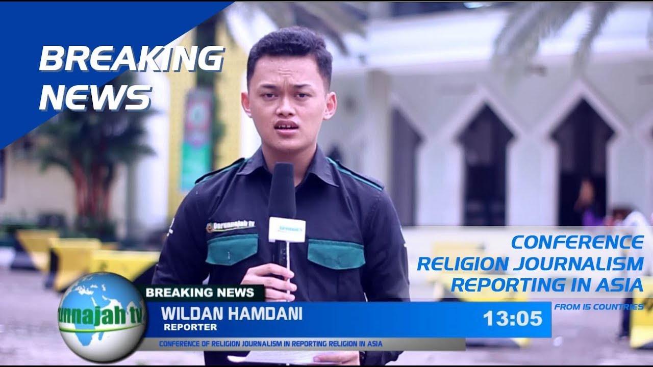 Contoh Reporter Menggunakan Bahasa Inggris Internationaljournalist