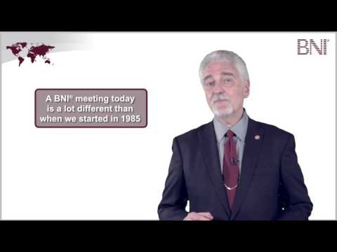 BNI® Core Values: Traditions + Innovation (Video 5)