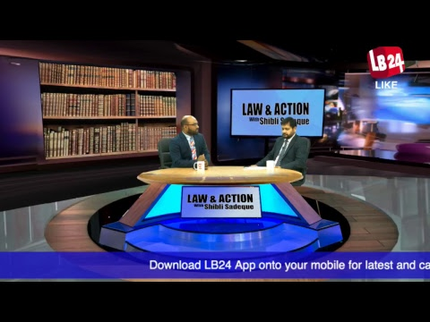 "Law & Action | Episode 11 | Topic: ""Updates on UK Immigration Law"""