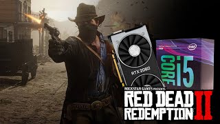 RTX 2060 + I5 8400 - RED DEAD REDEMPTION 2
