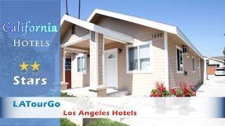 LATourGo, Koreatown, Los Angeles Hotels - California