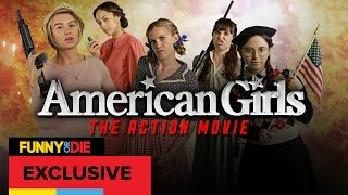 American Girl Dolls: The Action Movie with Anna Chlumsky
