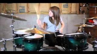 Emily - Hillsong United - Go (Drum Cover)