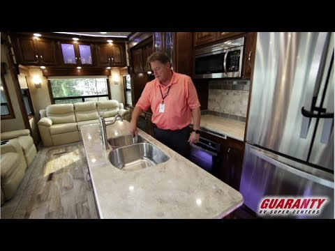 2018 DRV Mobile Suites 38 RSB3 Luxury Fifth Wheel Video Tour • Guaranty.com