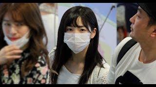 25일 서울 강서구 김포국제공항으로 출국하는 AKB48 시타오 미우(下尾みう)