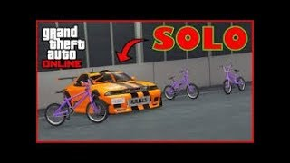 solo XBOX ONE/PS4 GTA 5 ONLINE DUPLICATE MORE BMX BIKE 1.43
