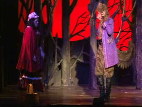 """Into the Woods - """"Hello Little Girl"""" - Yorktown Stage"""