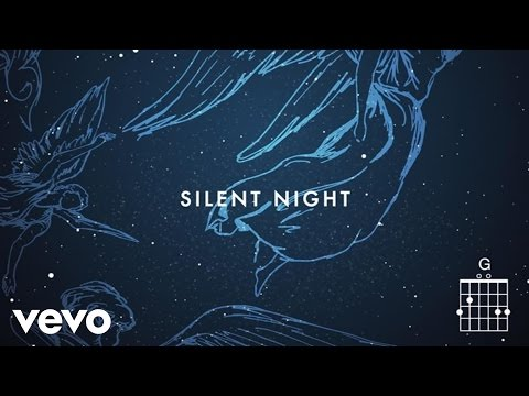 Chris Tomlin - Silent Night (Live/Lyrics And Chords) ft. Kristyn Getty