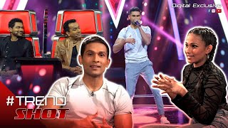 Julius Mitchell -On Trending | Trend shot | The Voice Sri Lanka Thumbnail