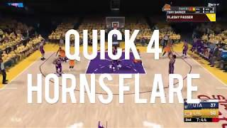 NBA2K19 HOW TO GET FLASHY PASSER HALL OF FAME BADGE FAST Badge Tutorial
