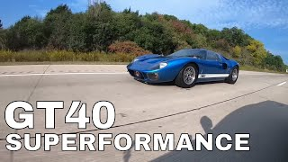 1965 Ford GT40 Superformance For Sale