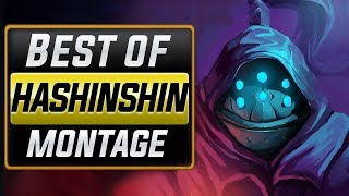 "Hashinshin ""Super Top"" Montage (Best Of Hashinshin) 
