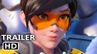 OVERWATCH 2 Official Trailer (2020) Cinematic Video Game HD