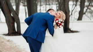 Wedding day Ольга и Алексей 12 марта 2016 г.