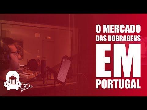 A falta de Reconhecimento dos Dobradores Portugueses!