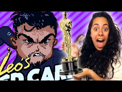 GIVE HIM THE OSCAR!! - Leo's Red Carpet Rampage - Mystery Gaming!
