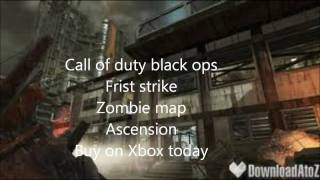 Call of duty black ops Ascension song Abracadavre with lyrics