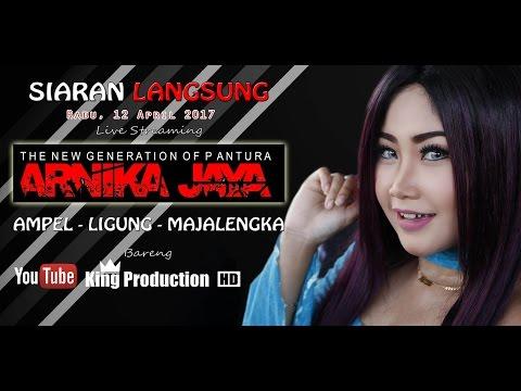 LIVE ARNIKA JAYA || DS. AMPEL LIGUNG || MAJALENGKA || MALAM 12 APRIL 2017