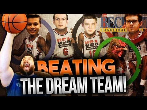 Beating The Dreamteam Ft. Stewie,Tarik,Dazed,Sick