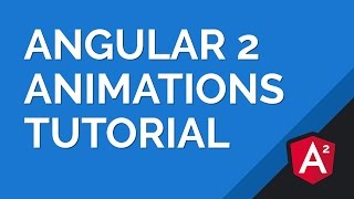 angular 2 animations tutorial