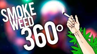MLG EN 360° | EXPERIENCIA SMOKE WEED