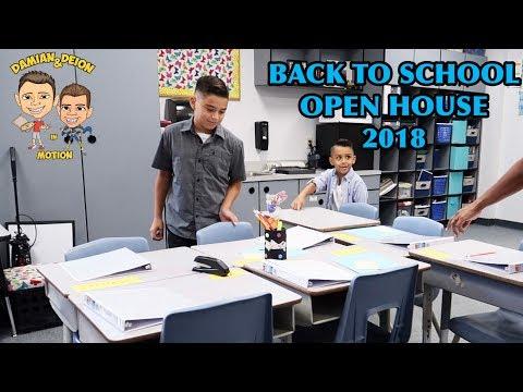 BACK TO SCHOOL OPEN HOUSE 2018   NEW TEACHERS   D&D SQUAD