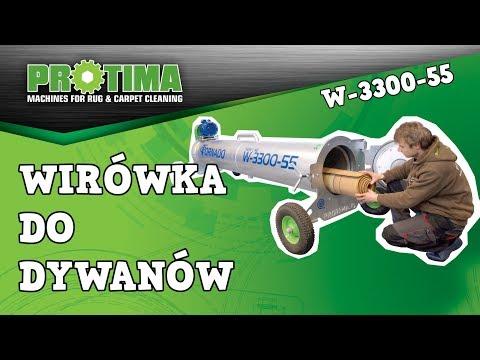 Wirówka do dywanów Tornado W-3300-55
