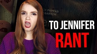 RANT | To Jennifer (2013) | HORROR MOVIE REVIEW
