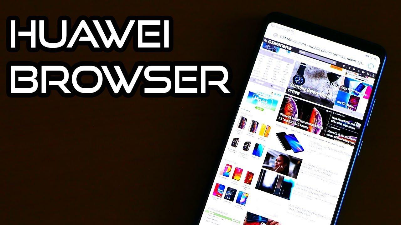 💡Honor Note 10 Tips🔨: Huawei Browser | EMUI 8 📱[4K]