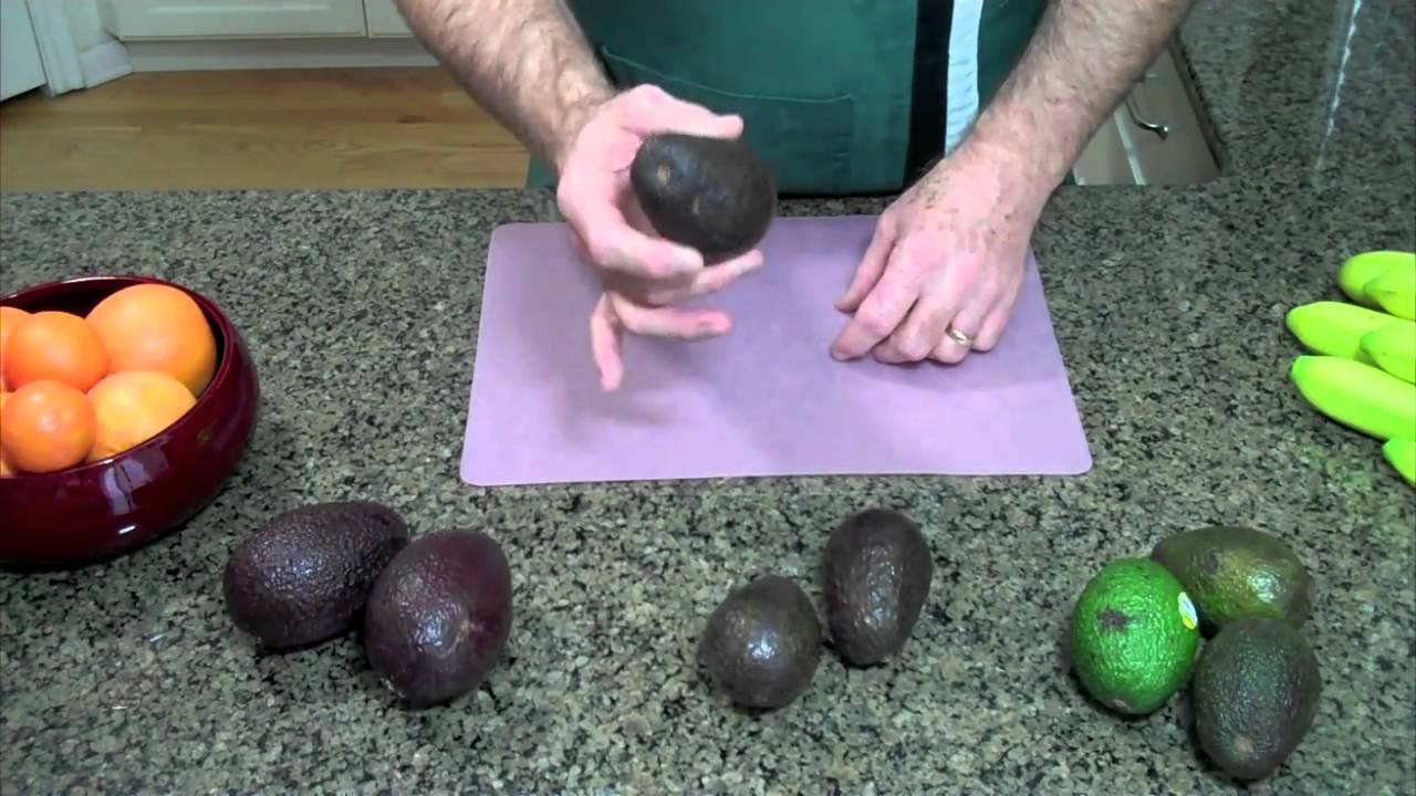 When Is It Ripe Avocados Youtube
