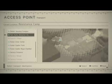 Nier: automata C playthrough part 3