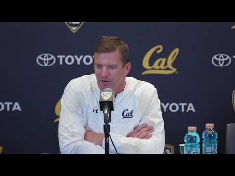 Cal Football: Head Coach Justin Wilcox Post-Game Presser - Washington State - Oct. 13, 2017