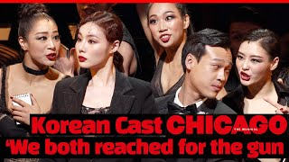 The Youngest 'Billy Flynn' CHICAGO 'We Both Reached FOr the Gun' (Korean cast)