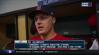Jay Bruce: Cleveland Indians offense can come 'from anywhere' with deep lineup 2017 Video