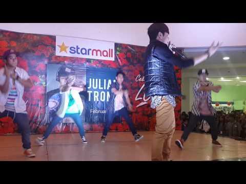 """Julian Trono """"Wiki Me"""" Mall Show 2"""