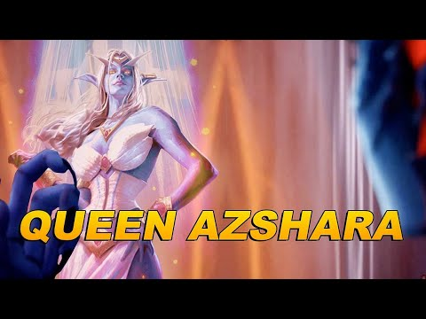 The Story of Queen Azshara [Lore]