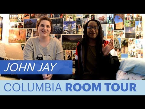 John Jay Room Tour 2018 | Columbia University
