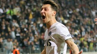 Ozil gacor || Frankfurt vs Fenerbahce || Eropa League