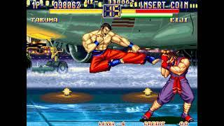 龍虎の拳2 - タクマ:3963652pts.