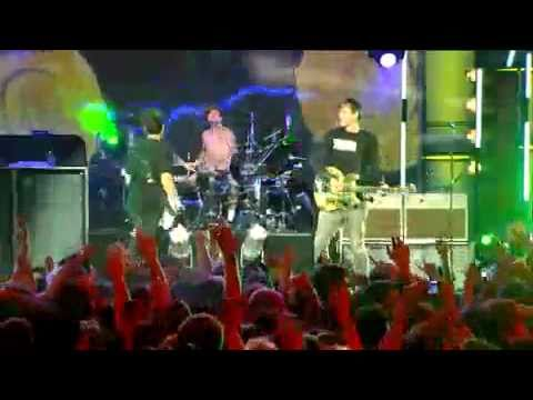 blink-182 - Dammit, Live @ Jimmy Kimmel 2009