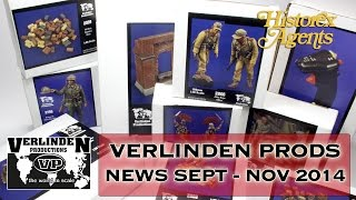 Verlinden Productions New Releases Sept to Nov 2014