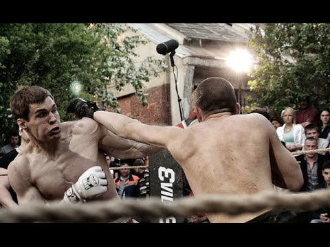 MUAY THAI Fighter VS MMA Fighter !!! Great Fight !!