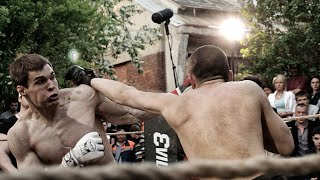 MUAY THAI Fighter VS MMA Fighter !!! Great Fight !!