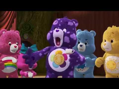 Ursinhos Carinhosos - Susan preguiçosa