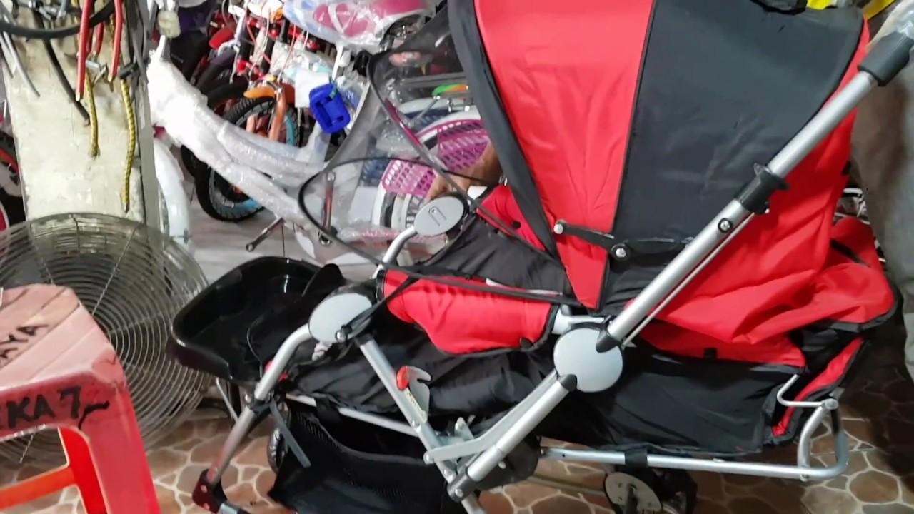 """Stroller Bayi Murah dan Cara Pasangnya """" BABY """" Stroller ..."""
